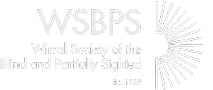 Wirral Society of the Blind and Partially Sighted Logo